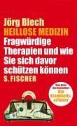Heillose Medizin: Fragwürdige Therapien und wie Sie sich davor schützen können