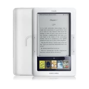 Barnes and Noble NOOK ebook reader (WiFi + 3G)[B&W]