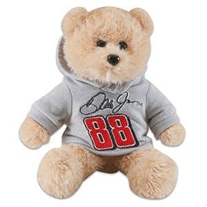 Amazon.com : Dale Earnhardt Jr NASCAR Teddy Bear : Sports Stadium