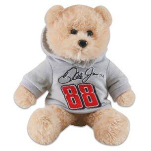 Dale Earnhardt Jr NASCAR Teddy Bear