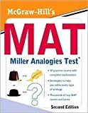 img - for McGraw-Hill's MAT Miller Analogies Test 2nd (second) edition Text Only book / textbook / text book