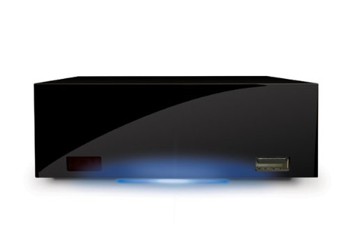 Lacie Lacinema Playhd Media Player Hard Drive - 2 Tb, Black (Includes Hdmi Cable)