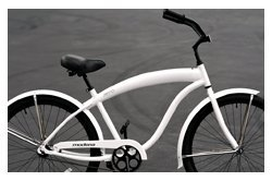 Anti-Rust Aluminum frame, Fito Modena EX Alloy 1-speed Matte White, men's 26