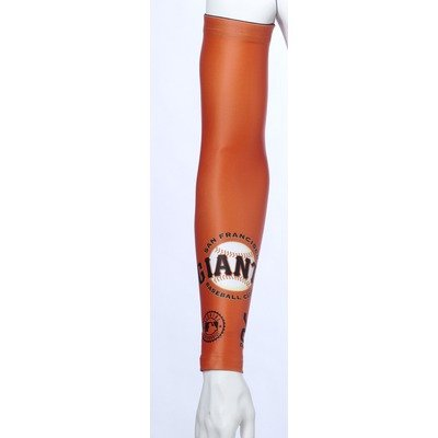 Image of VOmax San Francisco Giants_AW MLB San Francisco Giants Unisex Cycling Arm Warmers Size: X-Small (B0053ZJCJC)