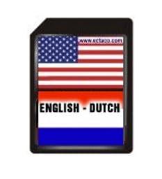 Ectaco 900SD Edu SD Card English-Dutch EDu900