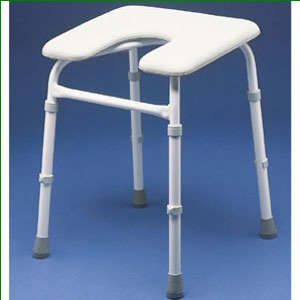 Chester Adjustable Padded Stool