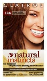Natural Instincts Clariol Picking Hair Color