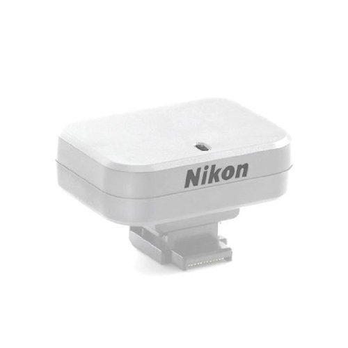 Nikon GP-N100 GPS Unit for Nikon 1 V1 - White Black Friday & Cyber Monday 2014