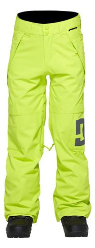 DC Apparel – Kids Men's Factor K, Lime, Medium