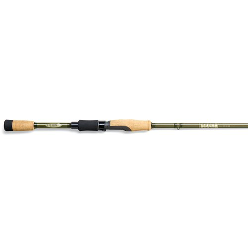 Review best fishing rods fishing rods st croix eyecon for Walleye fishing pole