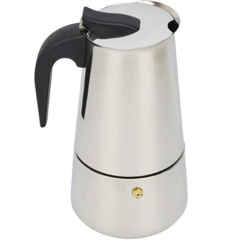 Moka Pot Caffe Machine Espresso Cups Coffee Makers Latte Percolator Stove Top Moka Coffee Maker (Parts For Kerrigan Coffee Maker compare prices)