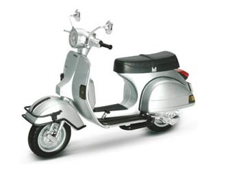 Vespa P200E (1978) Diecast Model Motorcycle (Vespa Model compare prices)