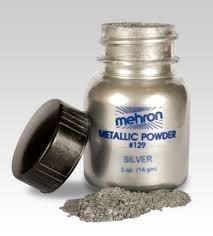 Mehron Metallic-Pulverlack