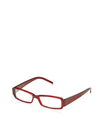 Fendi Women's F664 Eyeglasses, Deep Red