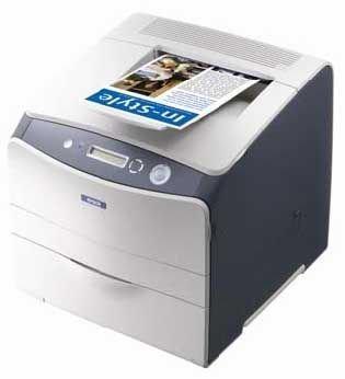 Epson AcuLaser C1100 - Imprimante - couleur - laser - Letter, A4 - 600 ppp x 600 ppp - jusqu'à 25 ppm (mono) / jusqu'à
