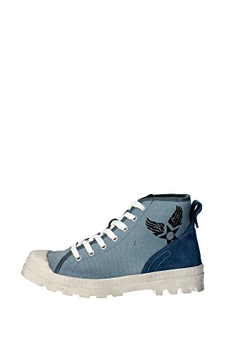 Avirex 151.M.201 22 Sneakers Uomo Tessuto Jeans Jeans 42