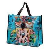 allen-designs-cat-and-owl-643100-owl-shopping-bag