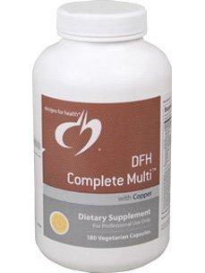 Designs For Health - Dfh Complete Multi 180 Caps