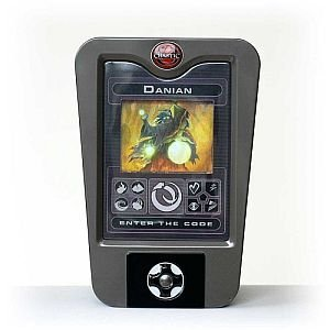Chaotic TCG 2008 Danian Collectible Holiday Tin & Scanner Deck [Toy]