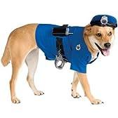 RUBIE'S(ルービーズ) PET(ペット用コスプレ) ペットコスプレ Police Dog(ポリス ドッグ) Sサイズ