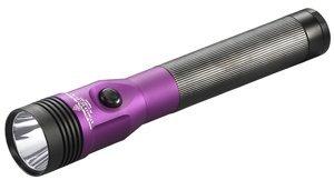 Streamlight 75483 Purple Stinger Led Hl 640 Lum Flashlight With Battery Only