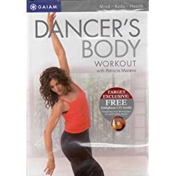 Dancer's Body Workout W/ Bonus Audio