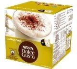 Choose 16 Nescafe Dolce Gusto Cappuccino Capsules by Nescafe