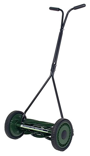 American Lawn Mower 1705-16 16-Inch Bent Reel Mower