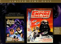 Star Wars Episode V - The Empire Strikes Back (Limited Original Comic Book Edition)