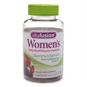 Vitafusion Multivitamin