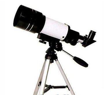 Nuoya001 150Xrefract Astronomical Telescope 300/70Mm Monocular Astronomy&Tripod 5Eyepiece