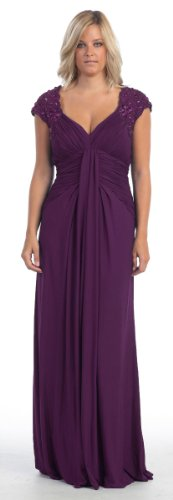 Mother of the Bride Formal Evening Dress #2799