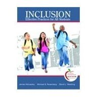 Supplement: Inclusion: Highly Effective Practices for All...