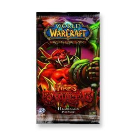 World of Warcraft (WoW) TCG: Fires of Outland Boosters (3 Pack)