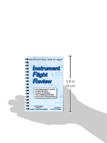 Instrument flight review (Flight bag series)