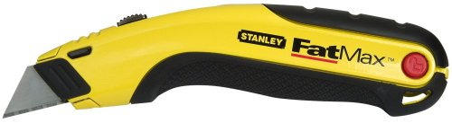 Stanley 10-778 Fatmax Retractable Knife (Stanley Box Cutter compare prices)
