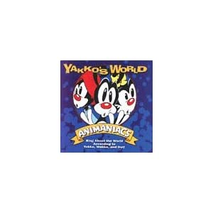 Amazon.com: Animaniacs: Yakko's World - Sing About The World ...
