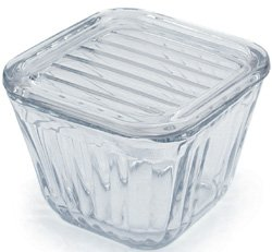 Anchor Hocking Glass Refrigerator Storage Container 2 Cup Size by