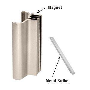 Door Latch Glass Shower Door Magnetic Latch