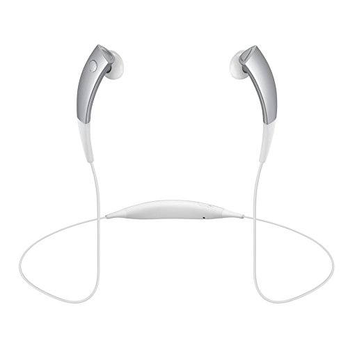 Genuine Samsung Gear Circle (Galaxy Gear Circle) Bluetooth Headphone Headset Earset,2014 New Wearables (White)