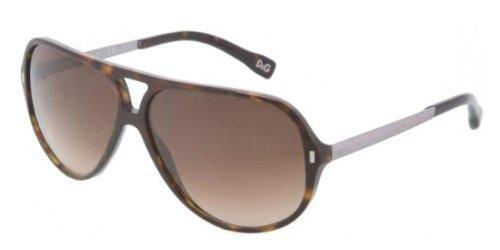 D&G Dd3065 Sunglasses-502/13 Havana (Brown Gradient Lens)-60Mm