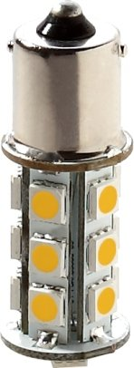 Green Longlife 5050119 Led Replacement Light Bulb Tower With 1156/1141 Base 250 Lumens 12V Or 24V Natural White