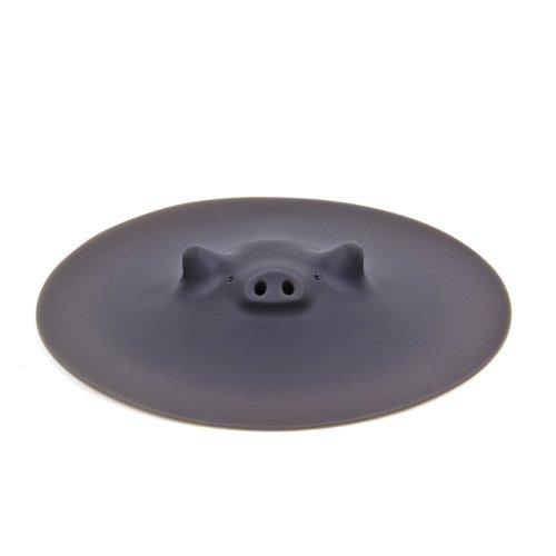 "Piggy Steamer, 6-9/10"", Black"