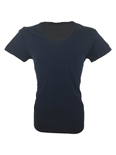 Dr. Denim -  T-shirt - Uomo Navy blue XX-Large