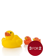 Duck Family Toy Set