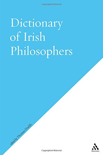 Dictionary of Irish Philosophers