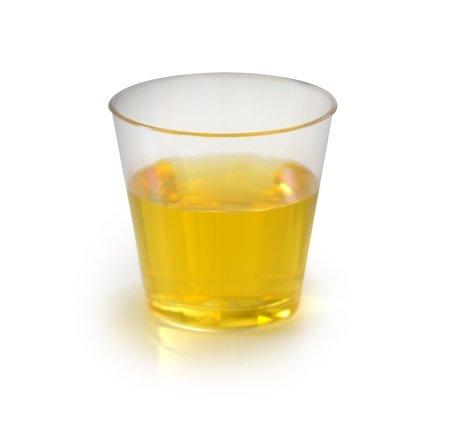 Plastic Elegant 2 Oz. Tumbler Shot Glasses (500, Clear)