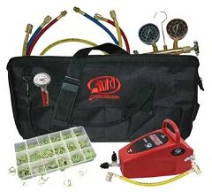 ATD Tools Professional Air Conditioning Service Kit