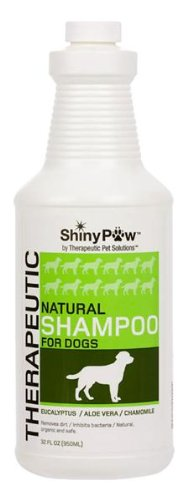 Shiny Paw® All-Natural Therapeutic Shampoo For Dogs - 32 Oz front-236741