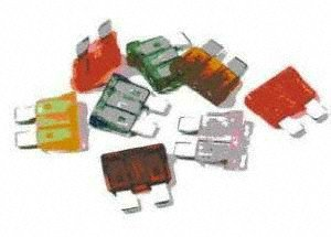 Littelfuse Ato15Bp Ato 257 Series Fast-Acting Automotive Blade Fuse - Pack Of 5